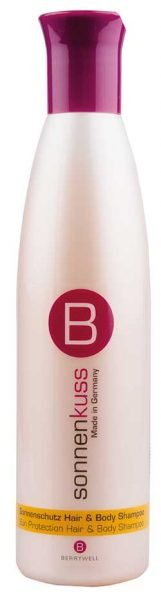 Sun Protection Hair & Body Shampoo